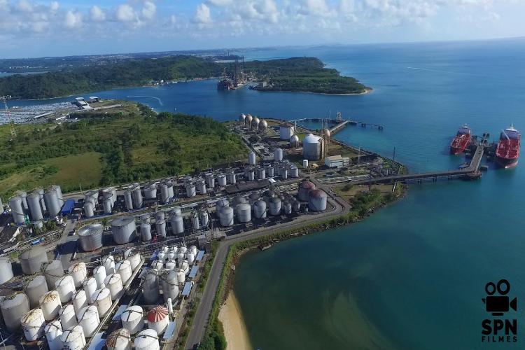 Imagens Aéreas com Drone Salvador Bahia.